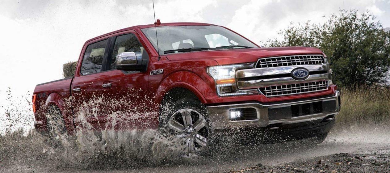 used ford trucks